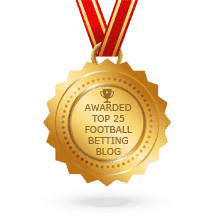 Feedspot Top 25 Football Betting Blogs