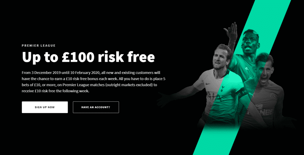 Smarkets Offer - Up to £100 Risk-Free