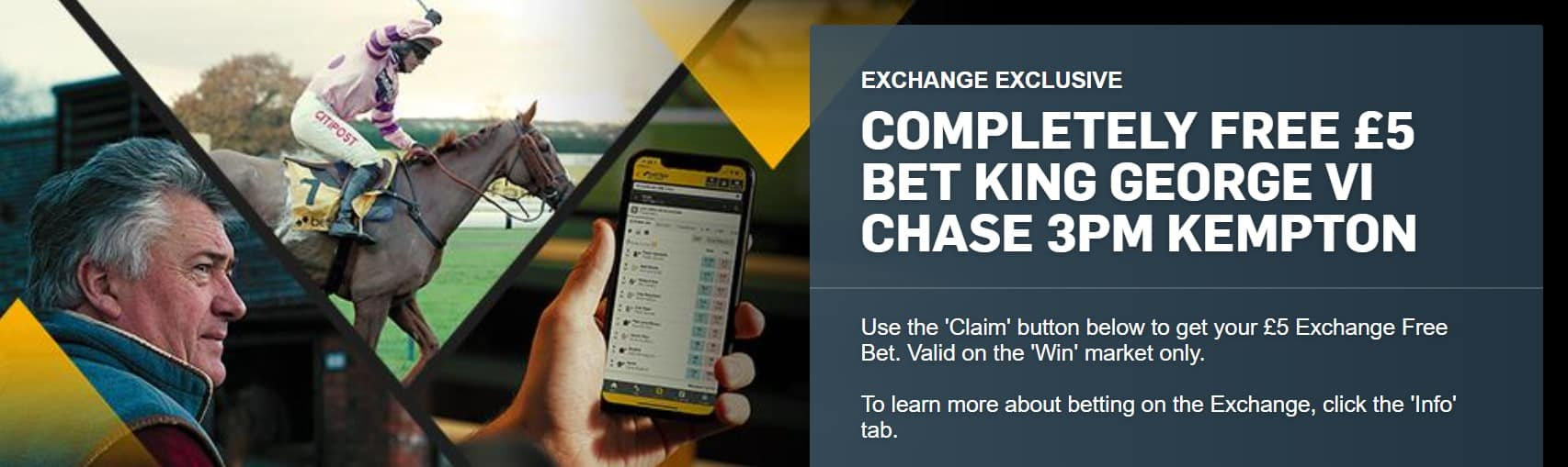 king george vi stakes betting calculator